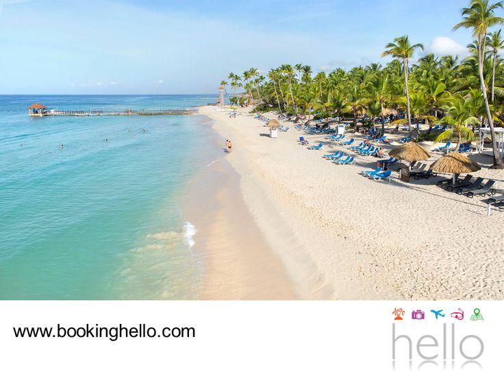 VIAJES DE LUNA DE MIEL. El clima cálido de las playas dominicanas, se puede disfrutar casi durante todo el año. Gracias a su ubicación en el Caribe, la temperatura oscila entre los 32° C durante del día y 21° C al anochecer, perfecto para pasar días relajantes en la playa. En Booking Hello te invitamos a conocer nuestros packs all inclusive, para vivir una luna de miel perfecta en este paraíso. #viajedelunademiel