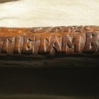 civil war era wooden walking cane antique appraisal | InstAppraisal