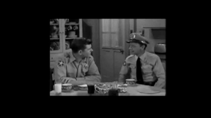 Bloom's Taxonomy according to Andy Griffith