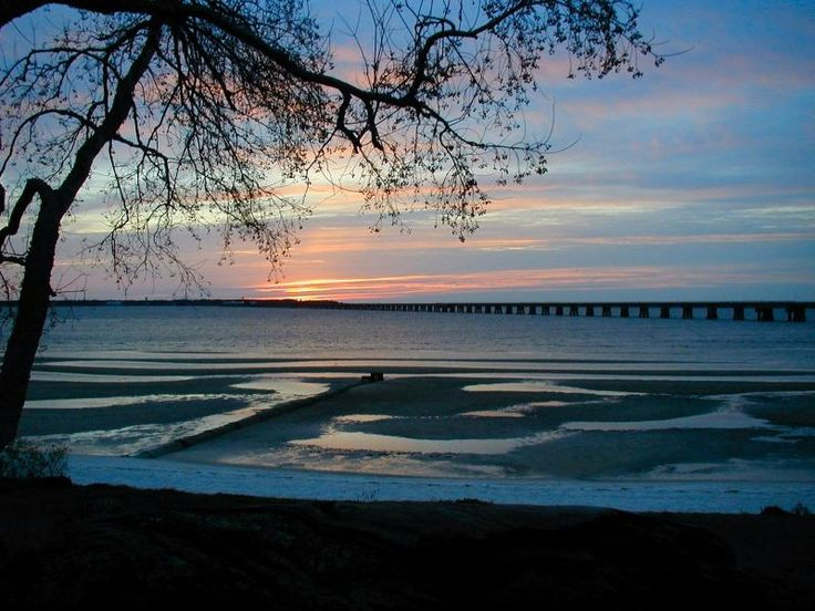 Bay St. Louis, Mississippi on the beautiful Mississippi Gulf Coast