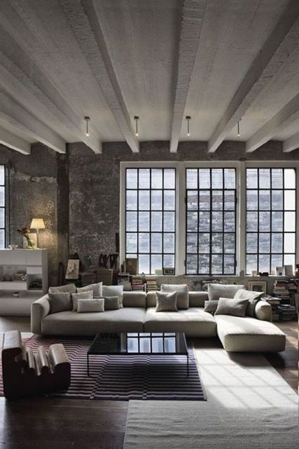 Look Up! | Coffered Ceilings