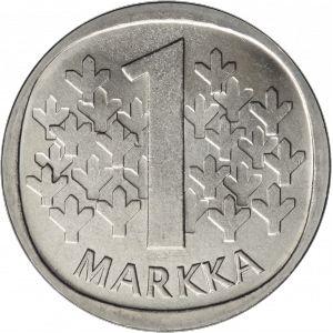 Suomi 1969 1 Markka S KL9