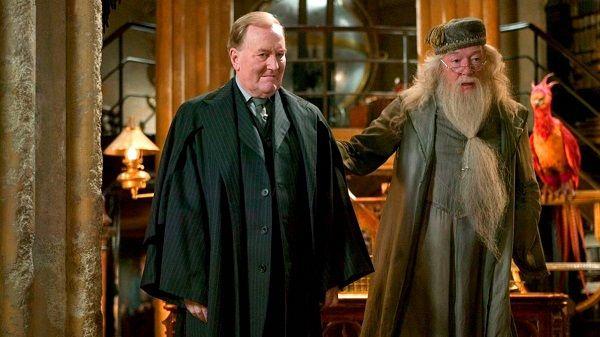 Fallece Robert Hardy, actor de 'Harry Potter'