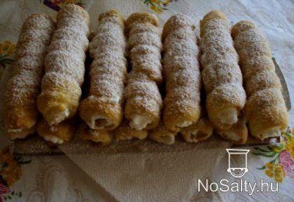 Habroló - leveles tésztából | NOSALTY – receptek képekkel