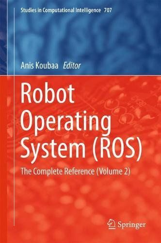 Robot Operating System (Volume 2) Pdf Download e-Book