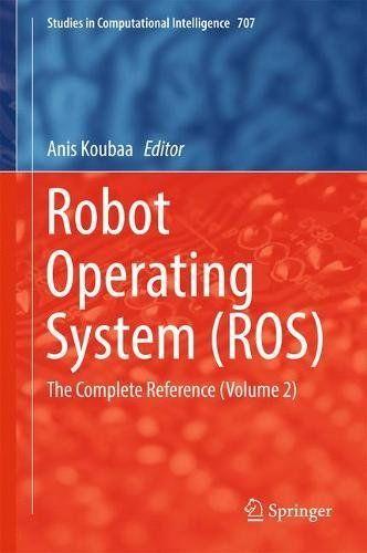 Robot Operating System (Volume 2) Pdf Download e-Book