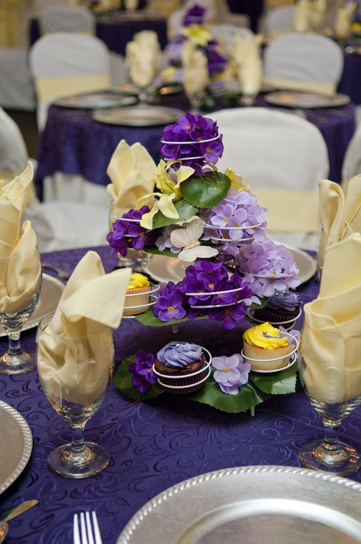 purple themed bridal shower%0A    Beautiful Bridal Shower Decorations Ideas