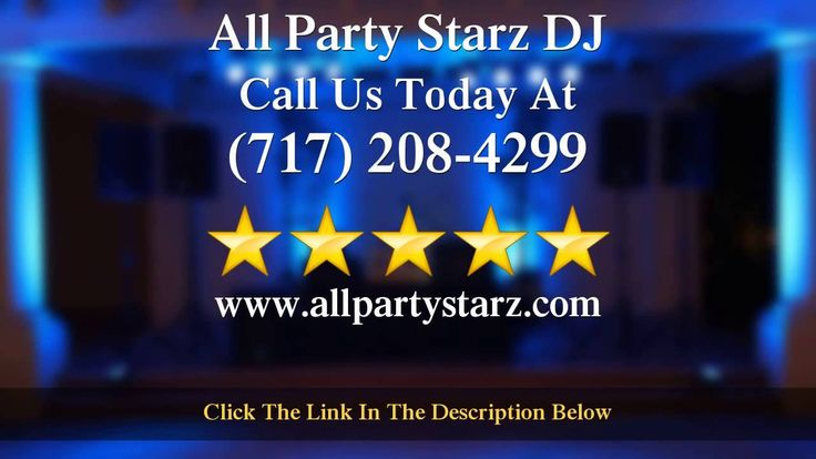 Cost Of Wedding DJ Lancaster PA Cost Of Wedding DJ Lancaster PA - http://ift.tt/1RzuvE0 - 717.208.4299 Wedding DJ Lancaster PA  - Do you need to find a Wedding DJ? For the Best Wedding DJ in PA check out All Party Starz Entertainment for the best Wedding DJ Reviews.  Wedding DJ in PA All Party Starz Your  Wedding DJ PA All Party Starz Your Reliable Value for a Pennsylvania Wedding DJ! Check out this great review featured in our video. Contact us to set up a free planning meeting to discuss…