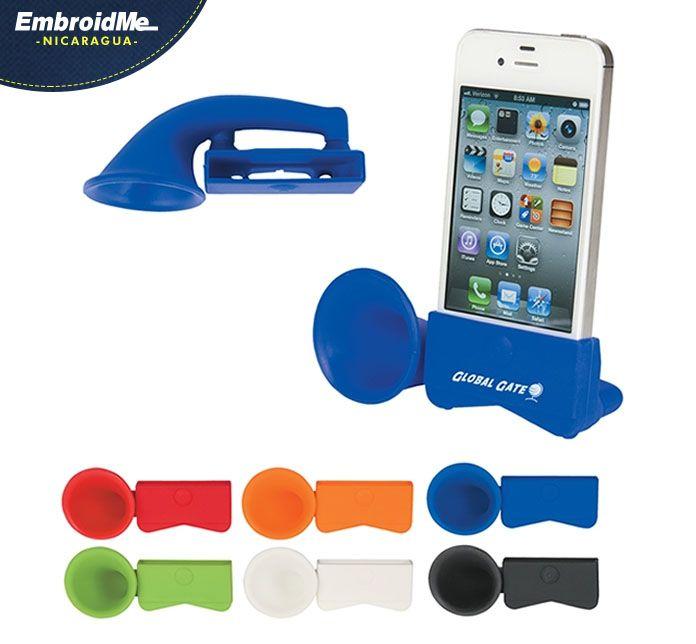 Amplificador de sonido para teléfonos celulares