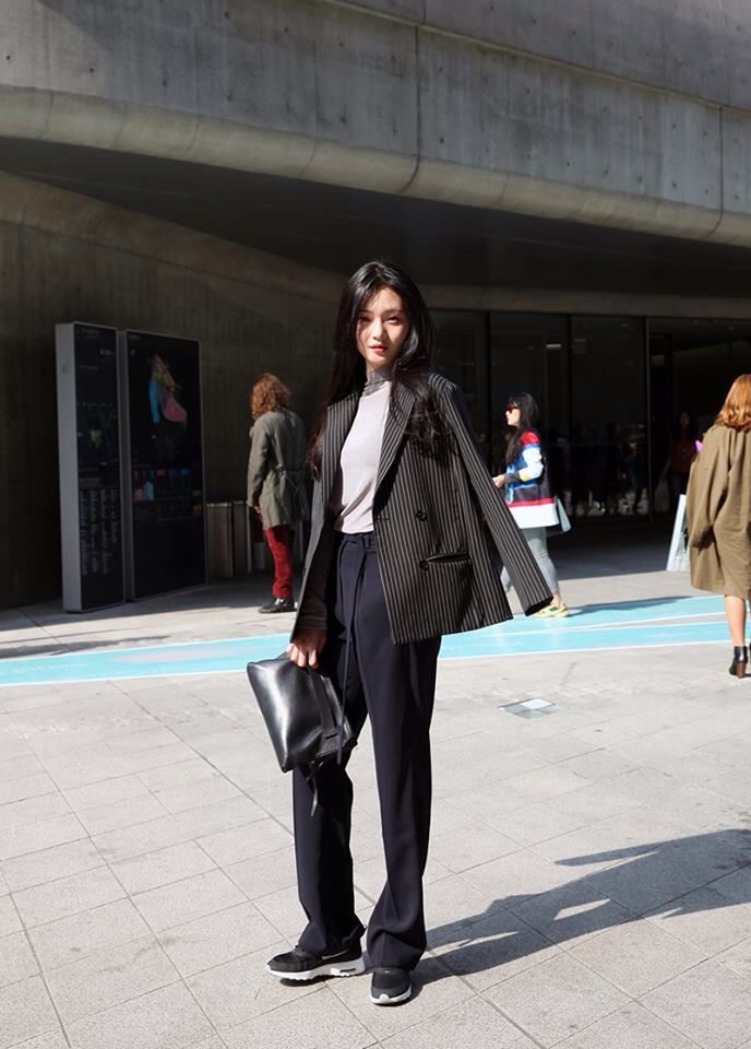124 Best Images About Seoul Street Style On Pinterest