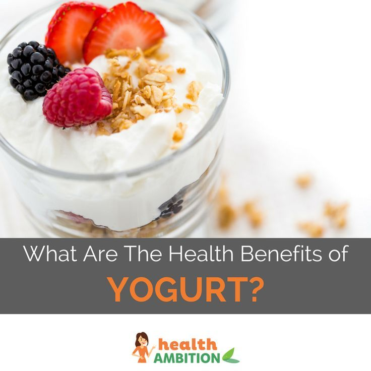 What Are The Health Benefits of Yogurt?