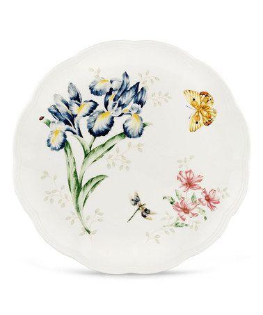 loving this orange sulphur butterfly meadow dinner plate on zulily zulilyfinds
