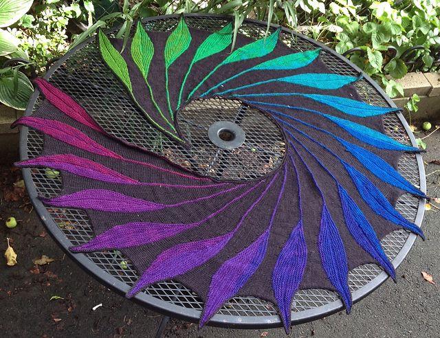 http://www.ravelry.com/patterns/library/dreambird-kal Dreambird KAL  by Nadita Swings