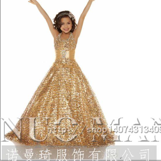 Дети свадебное платье _ новый внешней торговли детей Свадебные платья оптом европейских и американских цветок девочка свадьбы Принцесса свадебное платье на заказ Алибаба