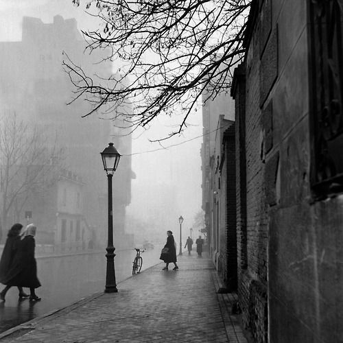 Old Madrid 1953 Photo: Francesc Catala Roca