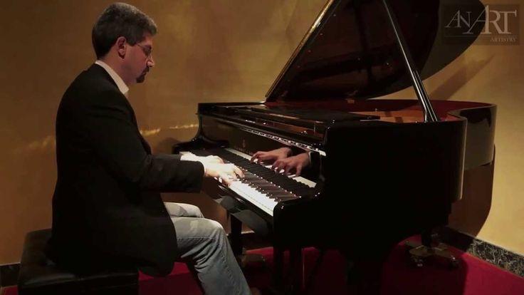 "Franz Liszt (1811 - 1886) ""Capriccio alla turca"" R125, SW388 Sur les Motifs de Beethoven (Ruines d'Athenes) pour piano solo.  Dimitris Anousis (Greece), piano Recorded at AN ART ARTISTRY (Greece) 21/11/2013"