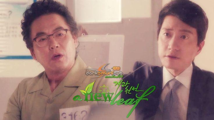 개과천선 / A New Leaf [episode 16] #episodebanners #darksmurfsubs #kdrama #korean #drama #DSSgfxteam UNITED06
