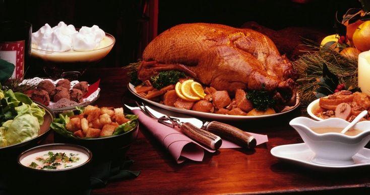 Το τραπέζι των Ευχαριστιών ή αλλιώς η Ημέρα της Γαλοπούλας