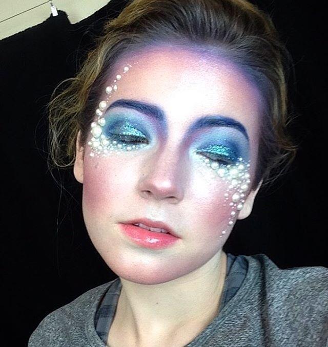 32 best Costume Inspo images on Pinterest | Make up, Alien ...