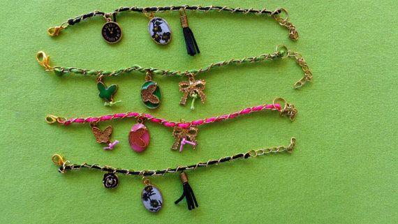 Chain elegant cold bracelets gold chaingold  by ArtisticBreaths