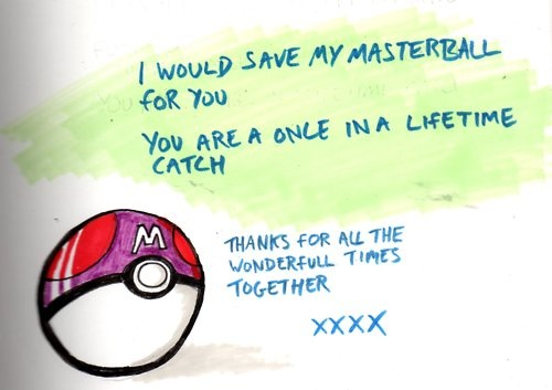 Not if you have a lot of Master balls like me