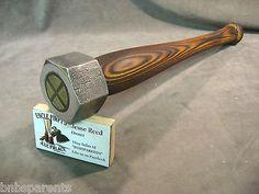 blacksmith Biker coconut fish hammer tool custom JESSE REED baseball bat handle in Collectibles, Tools, Hardware & Locks, Tools   eBay