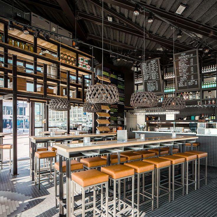 www.jodhpurtrends.com #restaurantfurniture         #restaurantfurnitureindia SaltTasty, Rotterdam, The Netherlands