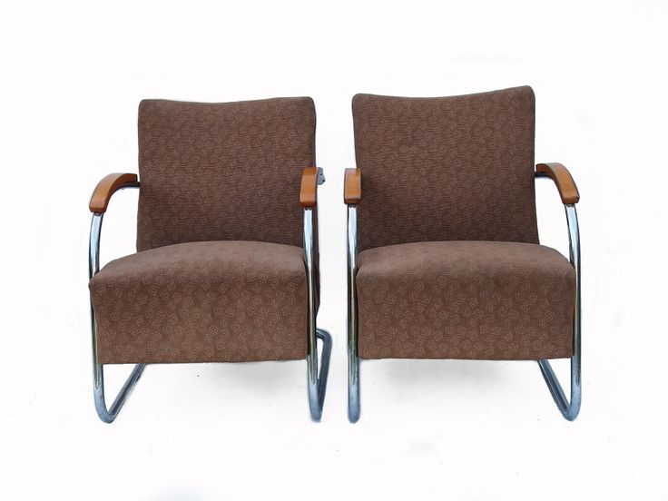 20th Gallery | ART DECO ARMCHAIR MUCKE & MELDER /01/
