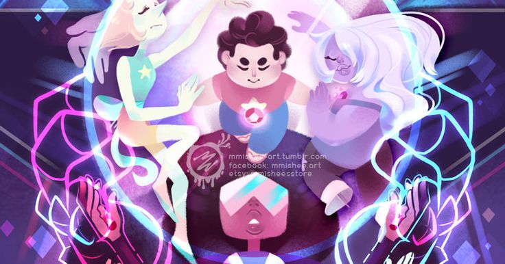 What gem are you? ( steven universe ) >>> CHECK OUT MY QUIZ!! <<<