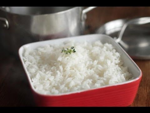 Fazer arroz (como fazer arroz soltinho)