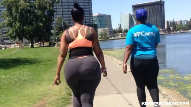Wide Hips BBW Booty in Yogapants & Tanktop #bbw #ebony #stacked #chubby #curvy #thick #phat #plussize #booty #ass #nsfw #candids #voyeur #creepshots #yogapants #spandex #leggings - see the full video at www.kingzofcandid.com