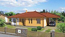 Rodinný dům na klíč Laguna 42 - VTdomy