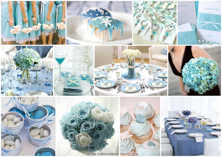 Something Blue: Blue Wedding Ideas   A-Weddings Blog