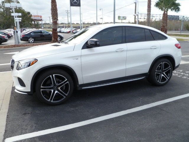 2017 Mercedes Benz Gle Amg Gle 43 4matic Coupe 2017 Gle43amg Coupe