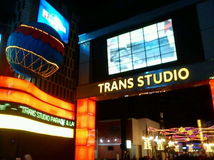 Trans Studio Mall (TSM) di Bandung, Jawa Barat