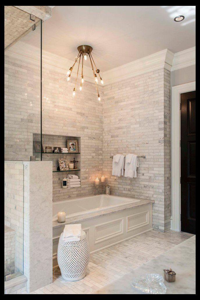 15 Extraordinary Transitional Bathroom Designs For Any Home Bathroom Designs For Home Bat Rustic Master Bathroom Small Master Bathroom Bathroom Layout