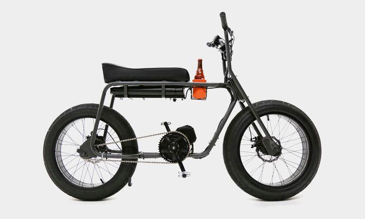 Lithium Cycles Super 73 Electric Bike