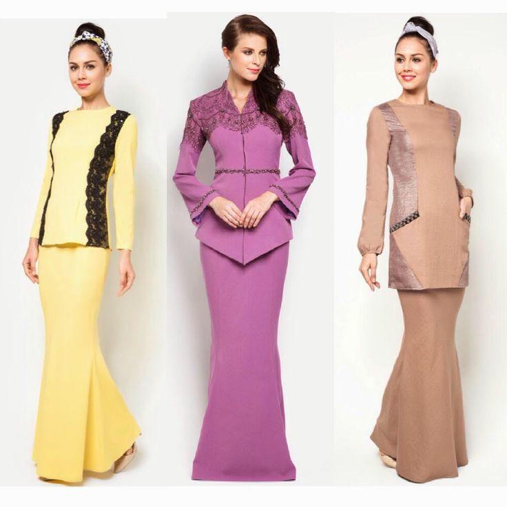..NaHandsomeGirl..: Fesyen Baju Kurung Moden Terkini!!