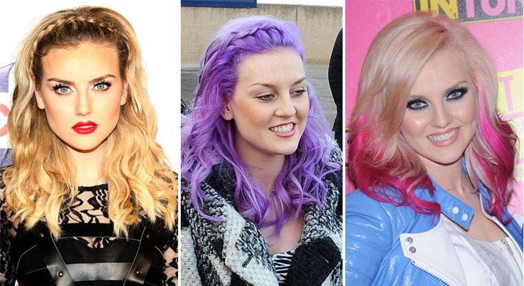 Dye color- Perrie Edwards