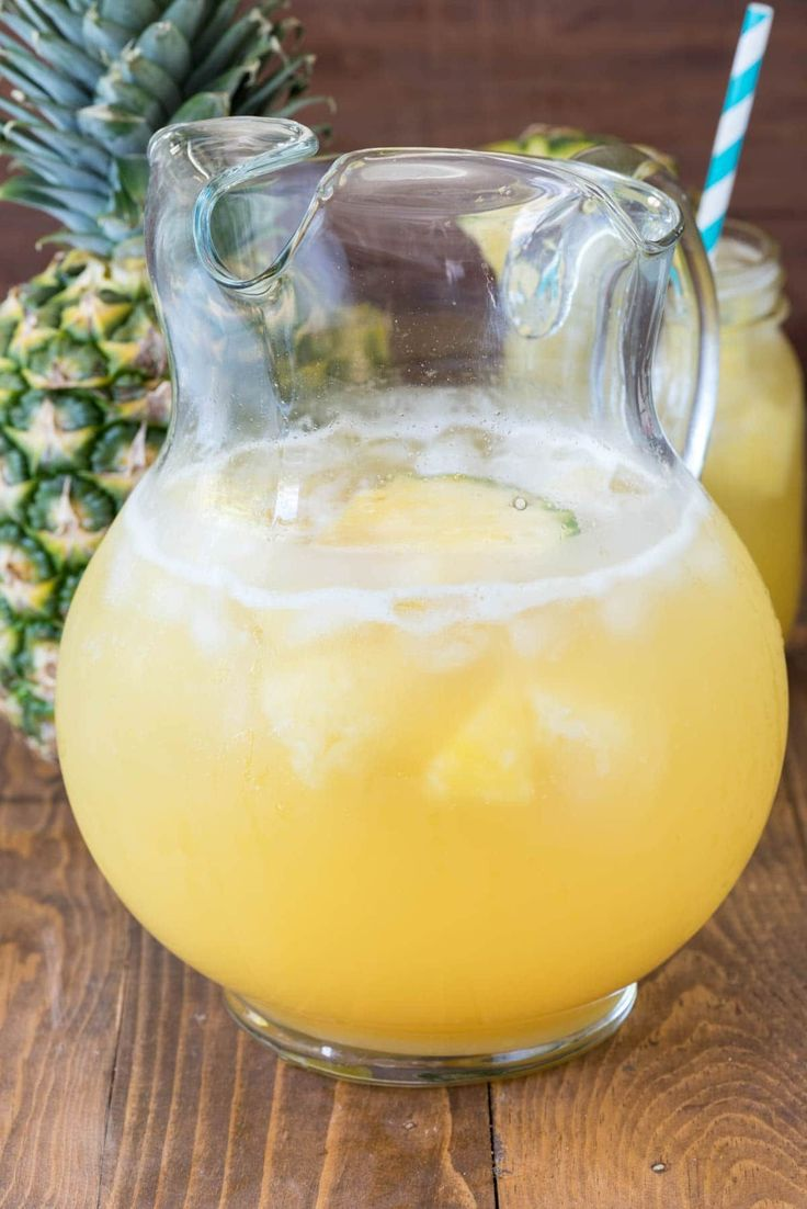 Easy Pineapple Party Punch (8 of 8)