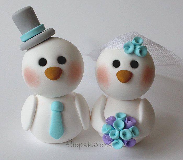 293 best Wedding Cake Toppers Fliepsiebieps images on Pinterest ...