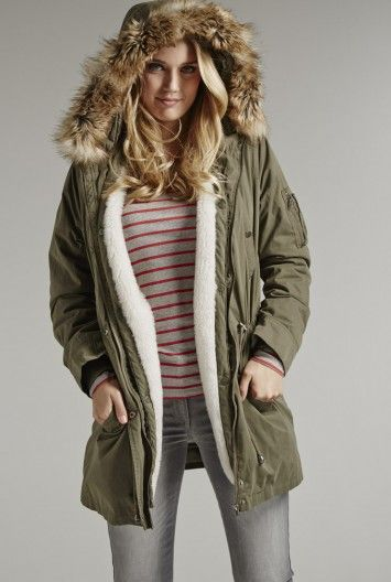 PENER Mens Lambskin Leather Down Jacket Fox Fur Collar PU