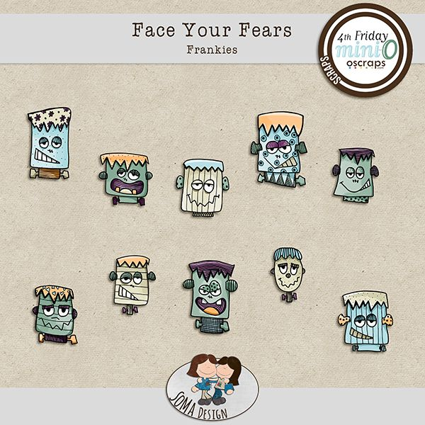 SoMa Design: Face Your Fears - Frankies