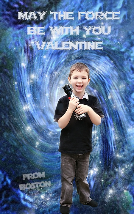 valentine box star wars