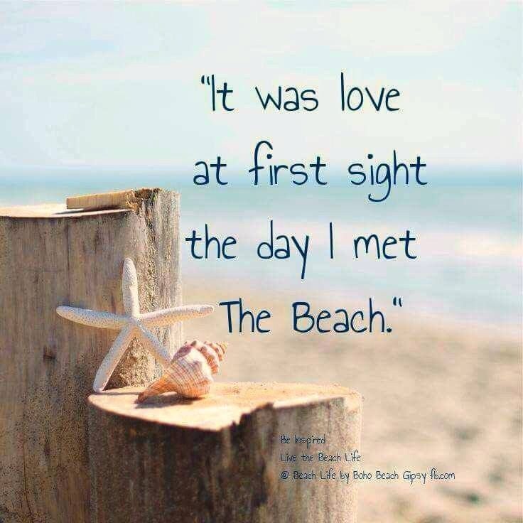 Quotes About Love At First Site: 17 Best Images About Beach Memes & Quotes