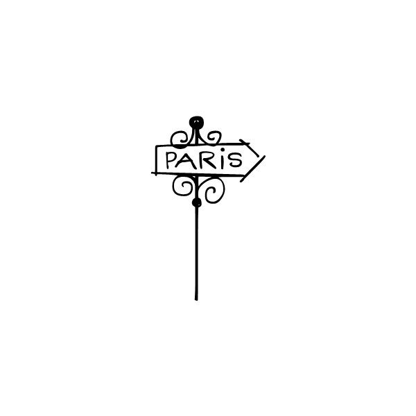 Paris Doodles Regular - Fonts.com ❤ liked on Polyvore
