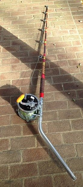 Fishing Rods - Deep Sea Rod and Reel   Deep Sea Fishing Rod
