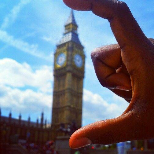 Big Ben, Little Ben. London
