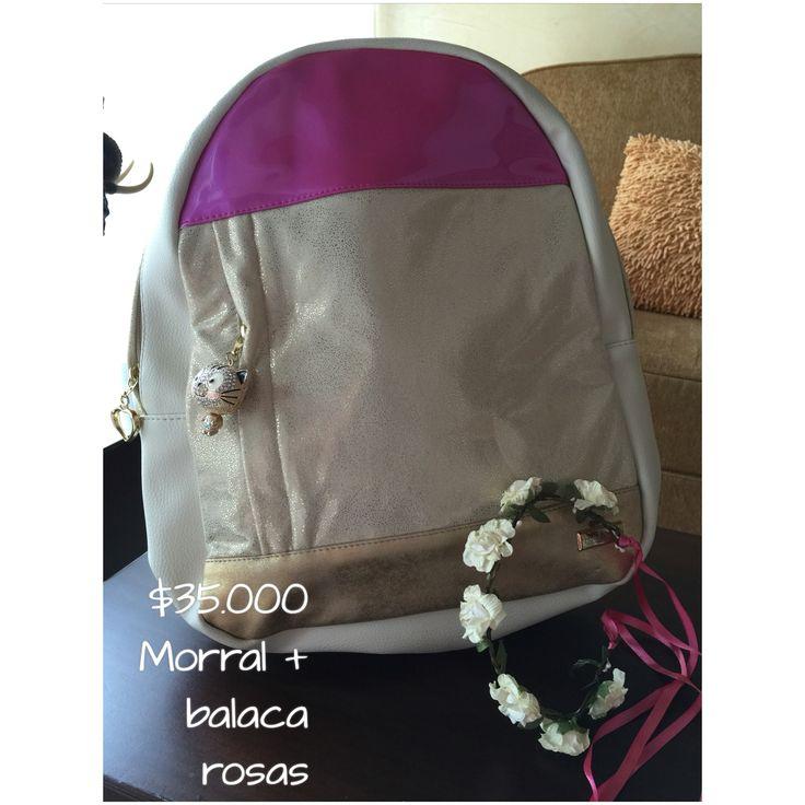 Promoción!!!   #morral #bag #promoción #descuentos #sale #colombia #armatupinta