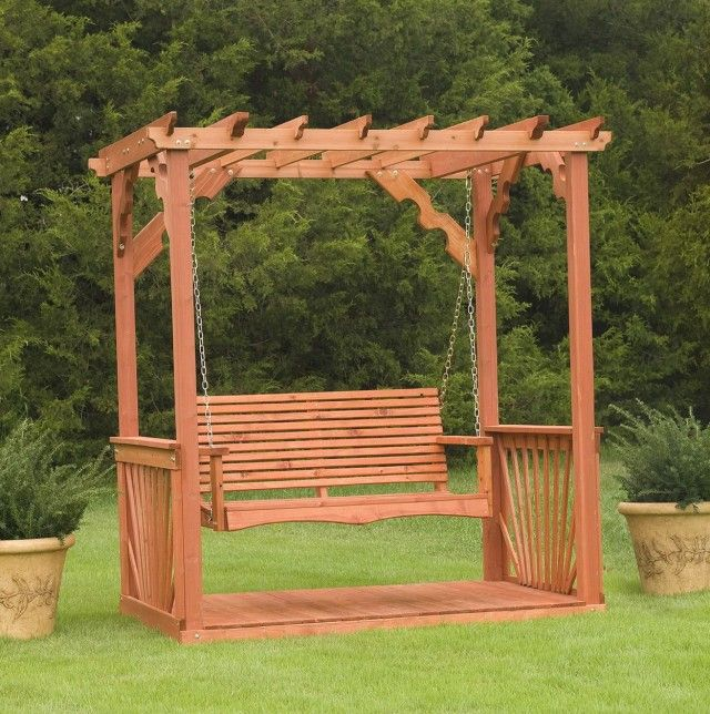 Building A Porch Swing Frame | Home Design Ideas